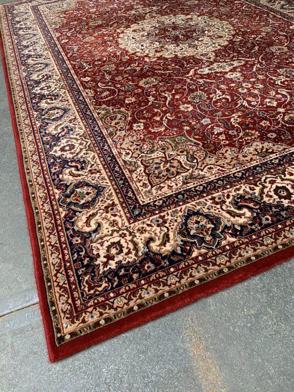 Vintage oosters tapijt