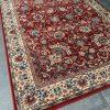 Vintage oosters tapijt met fraai patroon