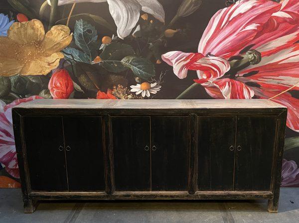 Antikes Sideboard mit schöner dunkler Patina