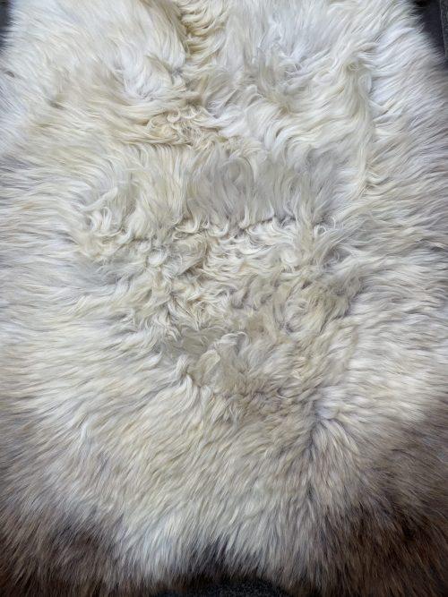 Sheepskin melange