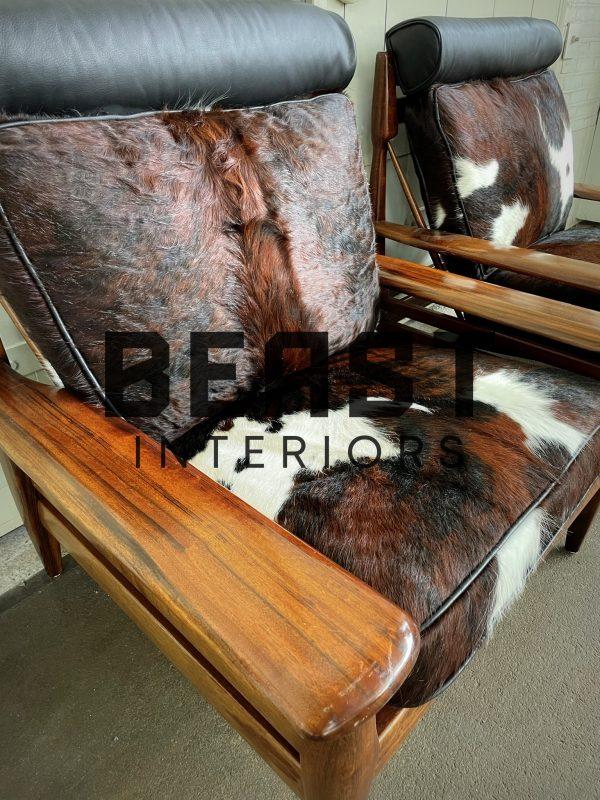 Prachtige en zeldzame set fauteuils gemaakt door Gelderland