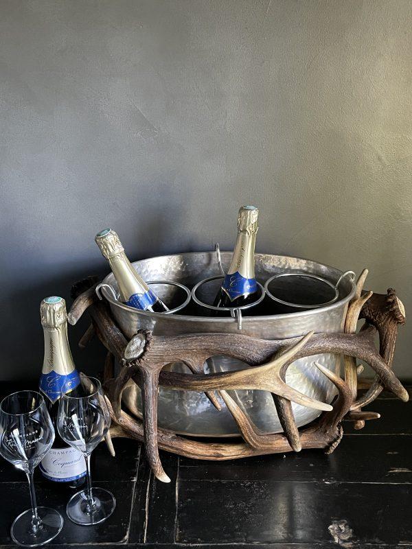 Champagnekoeler DELUXE