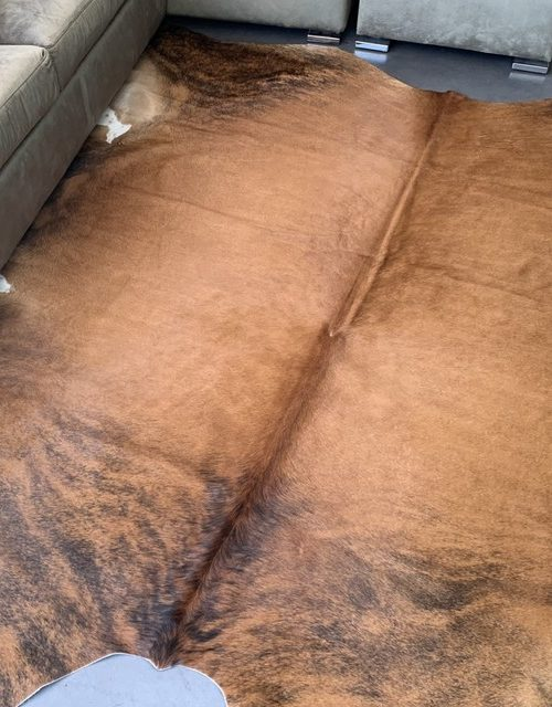 Top quality cowhide.