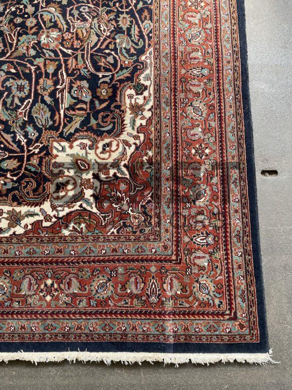 Handgeknoopt Sarough perzisch tapijt