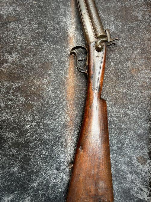 Antiek en decoratief jachtgeweer