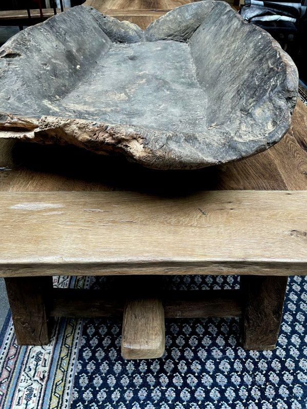 Steeneiken tafel