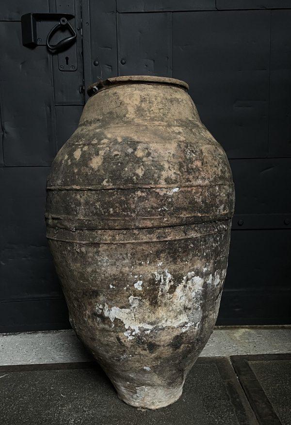 Antieke terracotta kruik