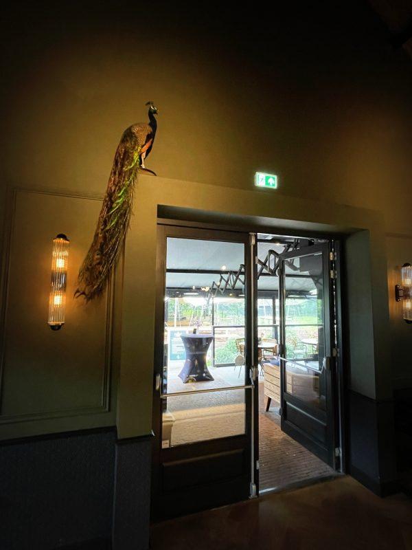 Aankleding Restaurant De Fazant te Ulvenhout