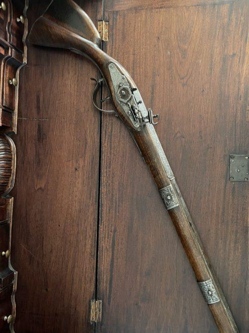 Origineel radslot geweer