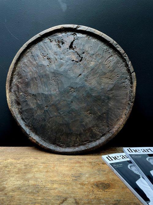 Antieke houten plank